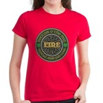 Just here for the beer Women's Dark T-Shirt