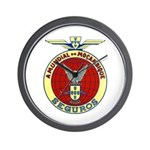 Mozambique Car Club Wall Clock