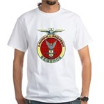 Mozambique Car Club White T-Shirt