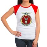 Mozambique Car Club Women's Cap Sleeve T-Shirt