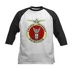Mozambique Car Club Kids Baseball Jersey