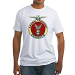 Mozambique Car Club Fitted T-Shirt