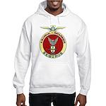 Mozambique Car Club Hooded Sweatshirt