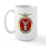 Mozambique Car Club Large Mug