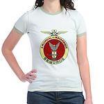 Mozambique Car Club Jr. Ringer T-Shirt