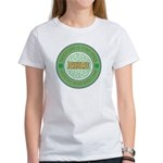 Just here for the beer Women's T-Shirt