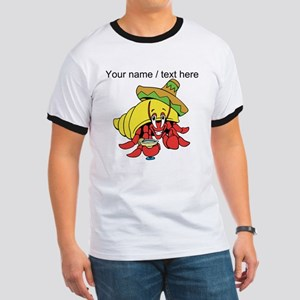 Custom Mexican Hermit Crab T-Shirt
