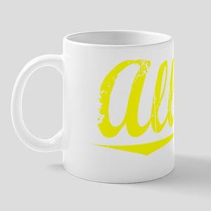 Allsup, Yellow Mug