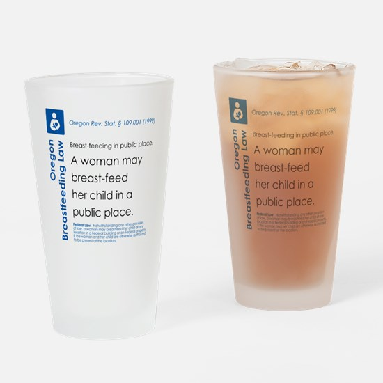 Breastfeeding In Public Law - Orego Drinking Glass