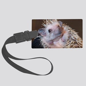 Prickly pets Large Luggage Tag