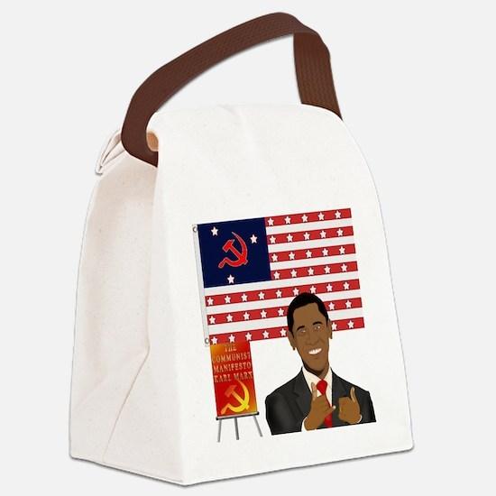 Presidents Dream Canvas Lunch Bag