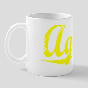 Agnew, Yellow Mug