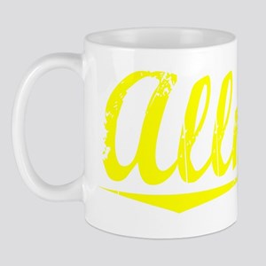 Allman, Yellow Mug
