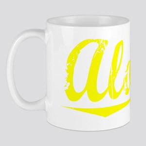 Alonzo, Yellow Mug