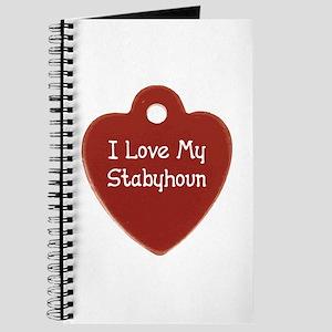 Love My Stabyhoun Journal