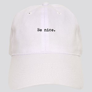 Be Nice Hats - CafePress 90518cdfd90