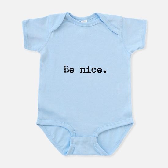 Be Nice Body Suit