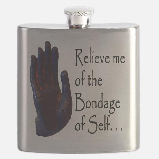 Bondage of Self Flask