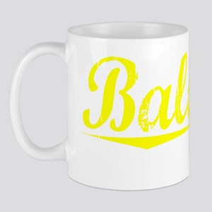 Balducci, Yellow Mug