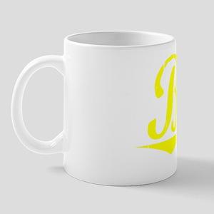 Bain, Yellow Mug