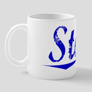 Staub, Blue, Aged Mug
