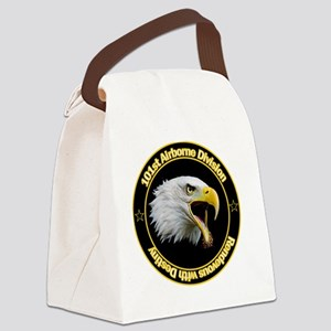 101st Airborne Canvas Lunch Bag