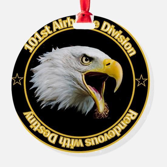 101st Airborne Ornament