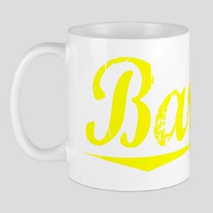 Barone, Yellow Mug