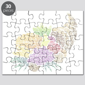Horn of Thanksgiving #1 Puzzle