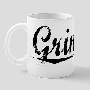 Grinnell, Vintage Mug