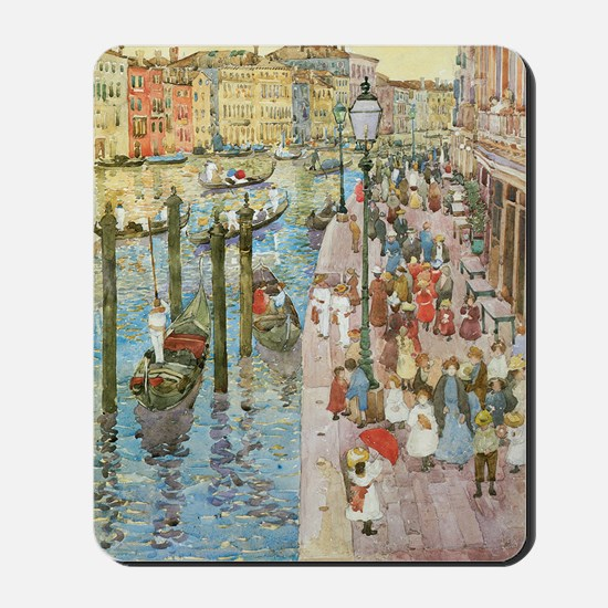 Maurice Prendergast Venice Grand Canal Mousepad