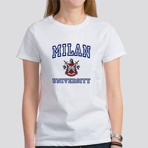 MILAN University Women's T-Shirt