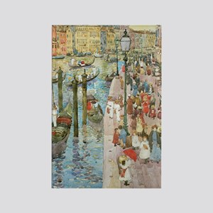 Maurice Prendergast Venice Grand  Rectangle Magnet