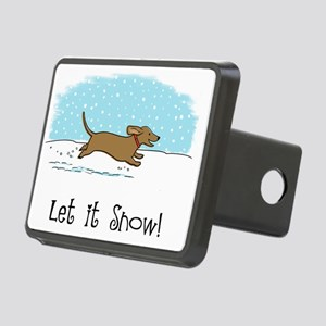 doxiesnowCP Rectangular Hitch Cover