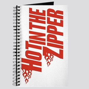 Hot in the Zipper Journal