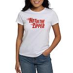Hot in the Zipper Women's T-Shirt