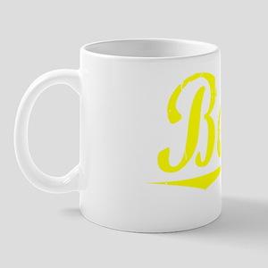 Beaty, Yellow Mug