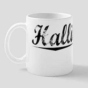 Halliburton, Vintage Mug