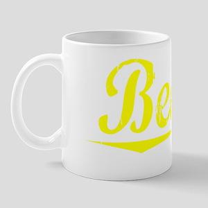 Beegle, Yellow Mug
