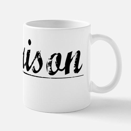 Harrison, Vintage Mug