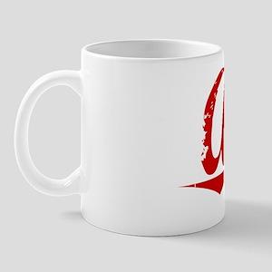 Ault, Vintage Red Mug