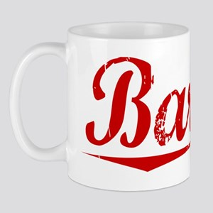 Barone, Vintage Red Mug