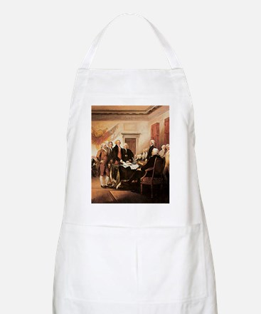 John Trumbull The Declaration of Independenc Apron