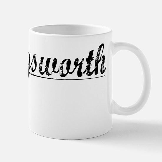 Hollingsworth, Vintage Mug