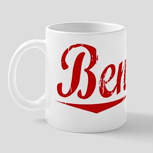 Bentley, Vintage Red Mug