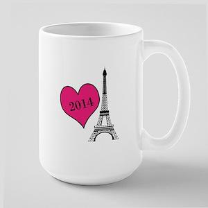 EIffel Tower Personalizable Mugs