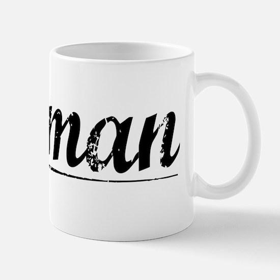 Holman, Vintage Mug