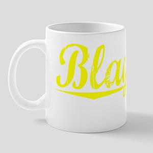 Blaylock, Yellow Mug