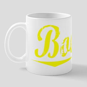 Boehm, Yellow Mug