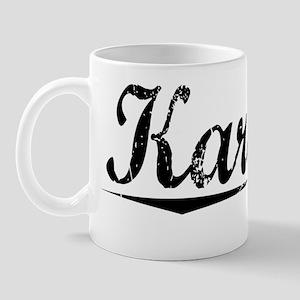 Karcher, Vintage Mug
